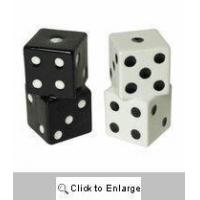 Buy cheap Ceramic Dice Salt & Pepper Shaker Set product