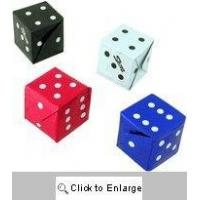 Buy cheap Dice Chocolates - 3 Piece Set in Organza Bag from wholesalers