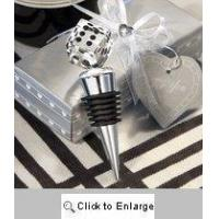Buy cheap Buy Crystal Dice Bottle Stopper - Gift Boxed from wholesalers