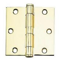 Buy cheap PHG 3-1/2 Commercial Grade Plain Bearing Hinge with Square Corners (each) from wholesalers
