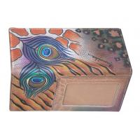 Buy cheap Anuschka Check Book Cover in Premium Peacock SafariItem #: 227263 from wholesalers