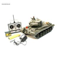 Buy cheap 1:16 RC Snow Leopard Airsoft Battle Tank PRT-3838 from wholesalers