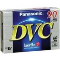 Buy cheap Panasonic Mini DV 90-minute DVC Tape 5 Pack from wholesalers