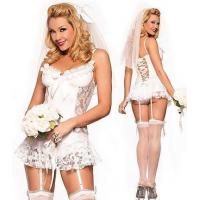 Buy cheap Romantic white wedding Costumes #11813-32714 from wholesalers