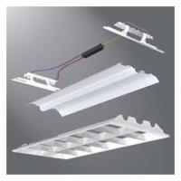 Buy cheap OpticaHP 2 x 2 2-Lamp 17W T8 Fluorescent Troffer and Parabolic Retrofit Kit from wholesalers