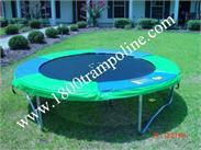 Buy cheap 8' Junior Master AIRMASTER Round Trampoline from wholesalers