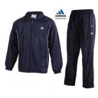 Buy cheap Navy Adidas Training Suit from wholesalers