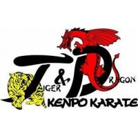 Buy cheap Convert Raster Image To Vector Tiger and dragon kenpo karate WDP10502 from wholesalers