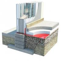 Insulating concrete formwork popular insulating concrete for Icf concrete forms for sale