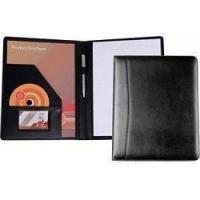 China A4 Ascot Leather Conference Folder on sale