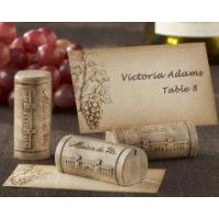 Buy cheap Wine/Bottle Stopper Favors from wholesalers