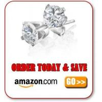 Buy cheap 14K White Gold Earrings from wholesalers