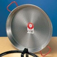 Buy cheap Garcima 10-Inch Carbon Steel Paella Pan, 26cm from wholesalers