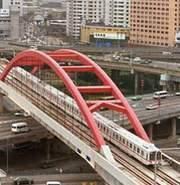 Elevated rail noise reduction