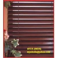 Buy cheap WOODEN VENETIAN BLINDS ( 25 MM / 35MM / 50MM ) from wholesalers