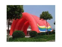 Buy cheap 3 archs unblocked inflatable tent[IL-085] from wholesalers