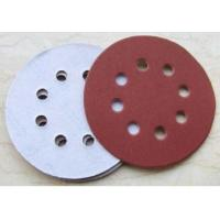 Buy cheap Aluminium abrasive velcro disc from wholesalers