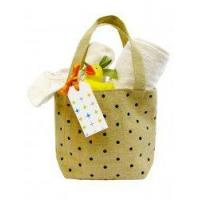 Buy cheap Natural Organic Baby Gift Tote from wholesalers