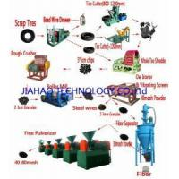 Buy cheap Waste Tire Recycling Line from wholesalers