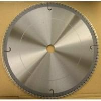 Buy cheap ALUMINUM CUTTING Carbide Saw Blades from wholesalers