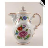 Buy cheap Estee Lauder Chinoiserie Porcelain Teapot & Lid from wholesalers