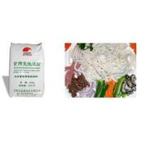 Buy cheap Wudong noodle special modified starch from wholesalers