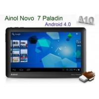 Buy cheap Ainol NOVO 7 Paladin Android 4.0 Ice Cream Sandwich 7 Tablet PC XBurst 1GHz from wholesalers