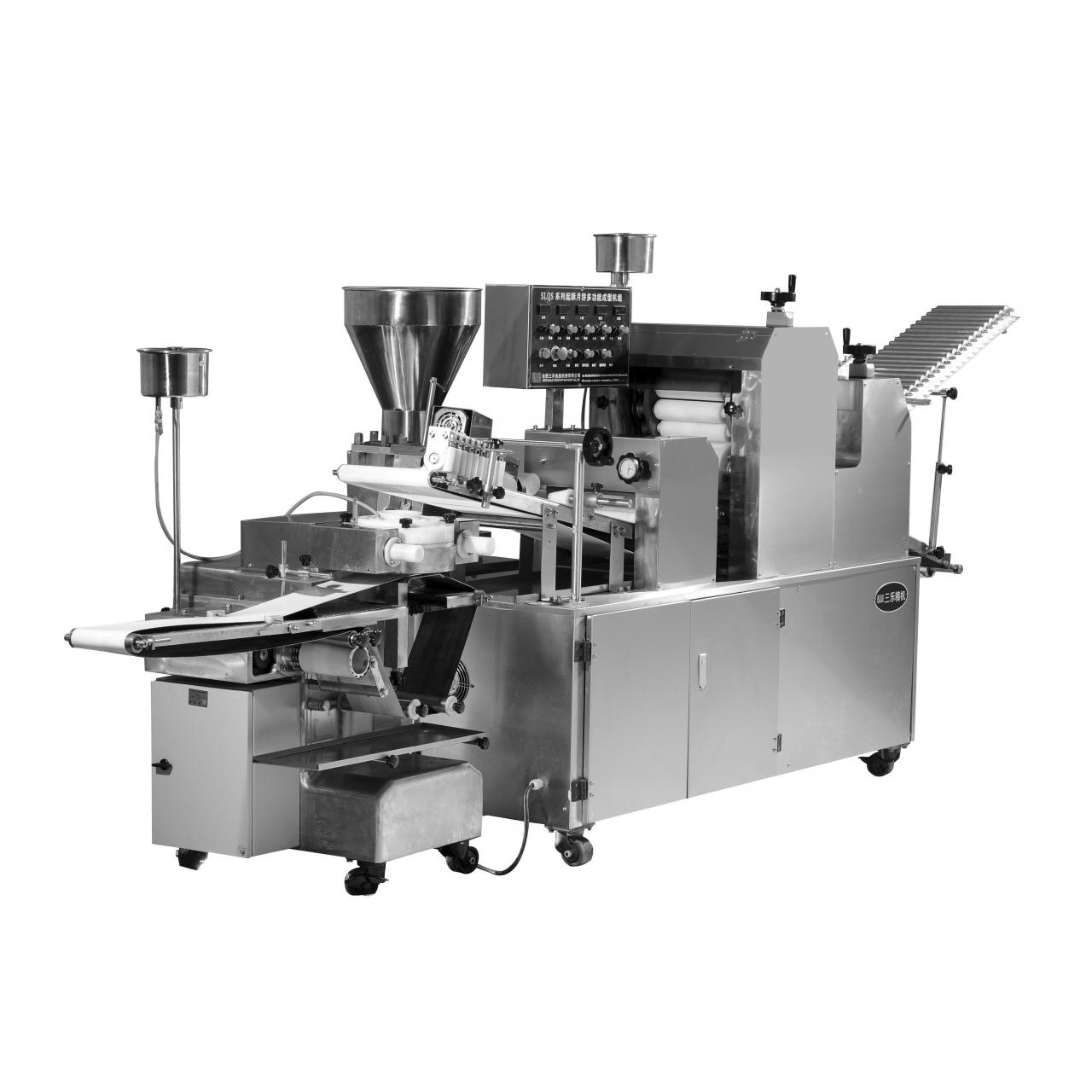 Buy cheap SLQS Crispy Pastry Production Line from wholesalers