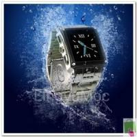 Buy cheap Stainless Steel Waterproof watch mobile phone W818 (silver,black color available) from wholesalers