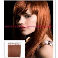 Buy cheap Faux tape skin hair weft,cheap pre tipped hair extension from wholesalers