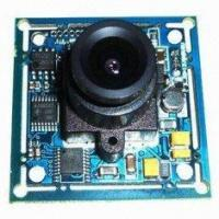 Buy cheap cctv board lens 1/3-inch Sony Color CCD CCTV Board Camera from wholesalers