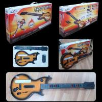 Buy cheap Game accessories Wii wireless guitar for Guitar hero III and guitar hero from wholesalers