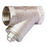 Buy cheap Y-strainer Stainless steel thread Y strainer 800WOG from wholesalers