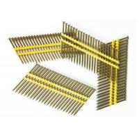 Buy cheap Steel nail 21 Degree Stick Framing Nail-Plastic Collated from wholesalers