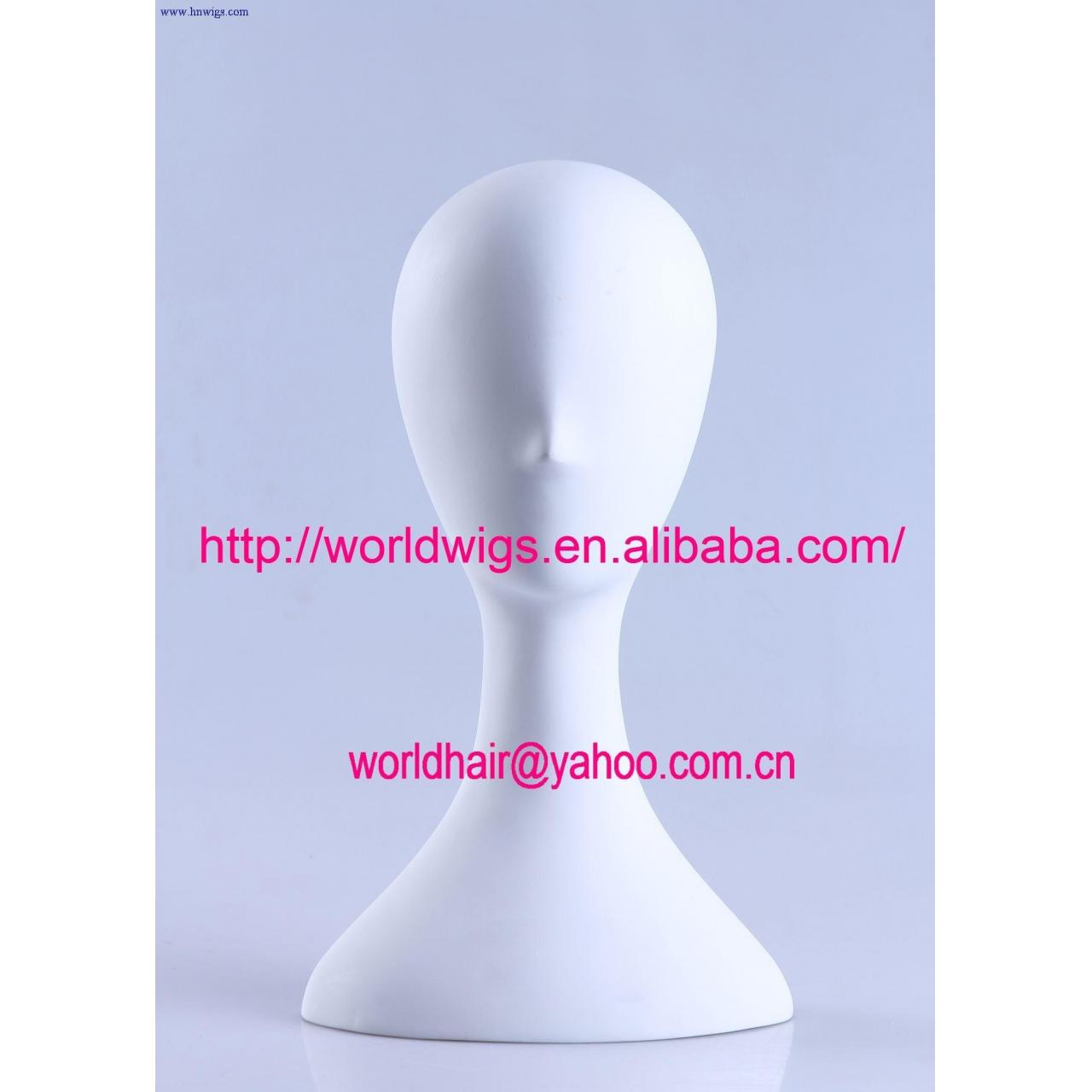 Buy cheap Mannequine head MH-001 Fasghion Style Mannequine head for wigs from wholesalers