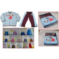 Buy cheap A9918C 2pcs polyester boy's wear set from wholesalers