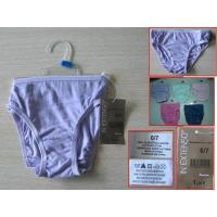 Buy cheap A4111A girl's underwear stocks from wholesalers