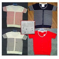 KD101 women's knitting shirt stocks