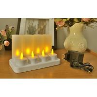 Buy cheap >>RECHARGEABLE LED TEA LIGHT E-LR02 from wholesalers