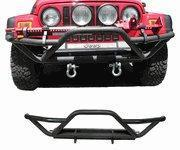 Buy cheap Accessories Jeep Rock Crawling Bumper Front Wrangler (TJ) 87-06 from wholesalers
