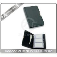 Buy cheap Portfolio Business Card File Folder from wholesalers