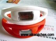 Buy cheap ALK-WS014 new gen ion silicone watch from wholesalers