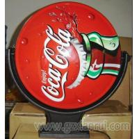 Buy cheap Coca Cola ABS Revolving Light Box product