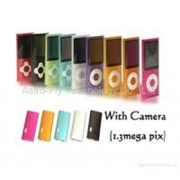 Buy cheap 2.4 TFT Screen MP4 Player in iPod 5th Shade with Camera from wholesalers