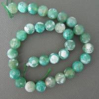 Buy cheap 12mm cutting green agate from wholesalers