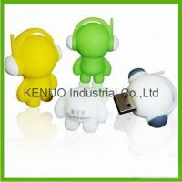 Buy cheap PVC Muisc Boy USB Pendrive from wholesalers