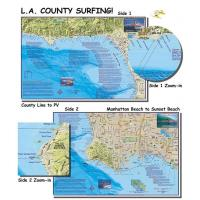 Buy cheap L.A. County Surfing (Folded) from wholesalers