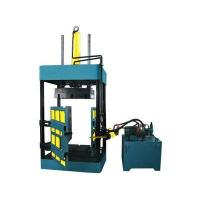 Buy cheap Vertical hydraulic balers FYD-630B from wholesalers
