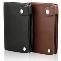 LEATHER ACCESSORIES leather card holder 40016