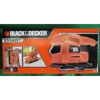Buy cheap Black and Decker 135W 1/3 Sheet Sander. Electric Sander. Finishing Sander KA300 31.00 from wholesalers